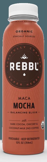 Rebbl | Plant-Based Super Herb Coconut-Milk Elixir & Protein Drinks